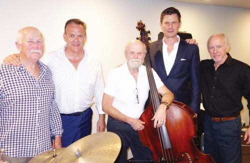 Peter-Locke-Trio-with-Patron-Bob-Henderson